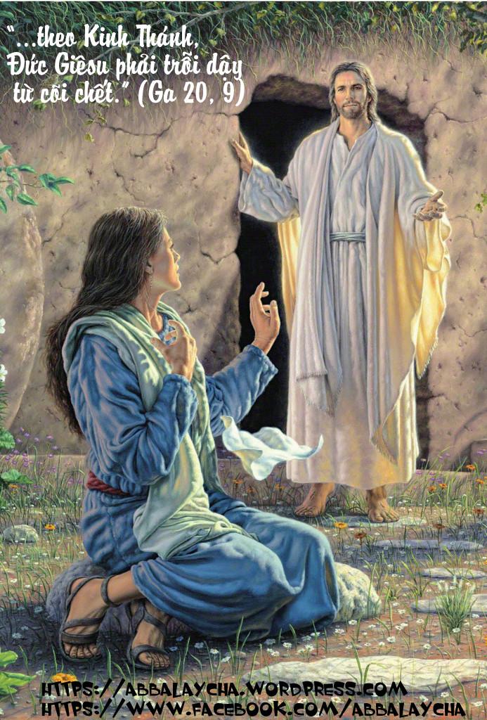 Chúa sống lại