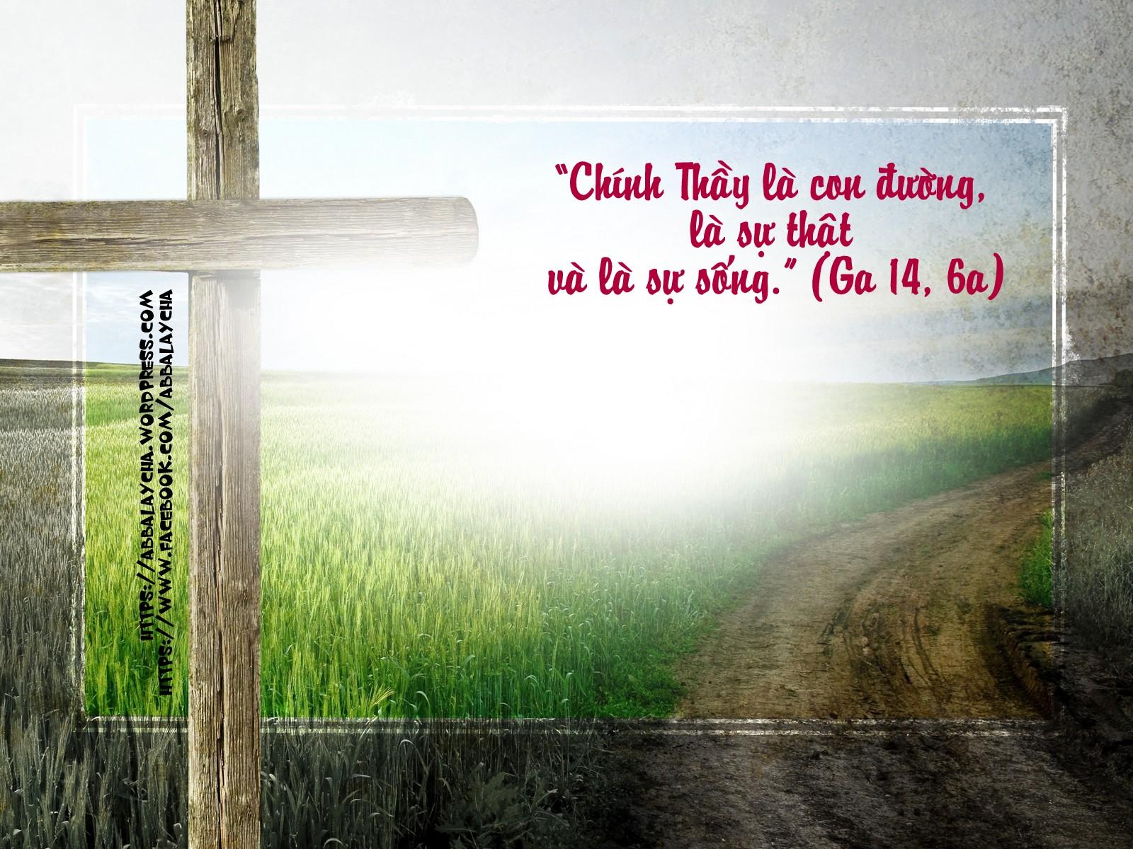 CHÚA NHẬT V PHỤC SINH (Ga 14, 1 – 12)