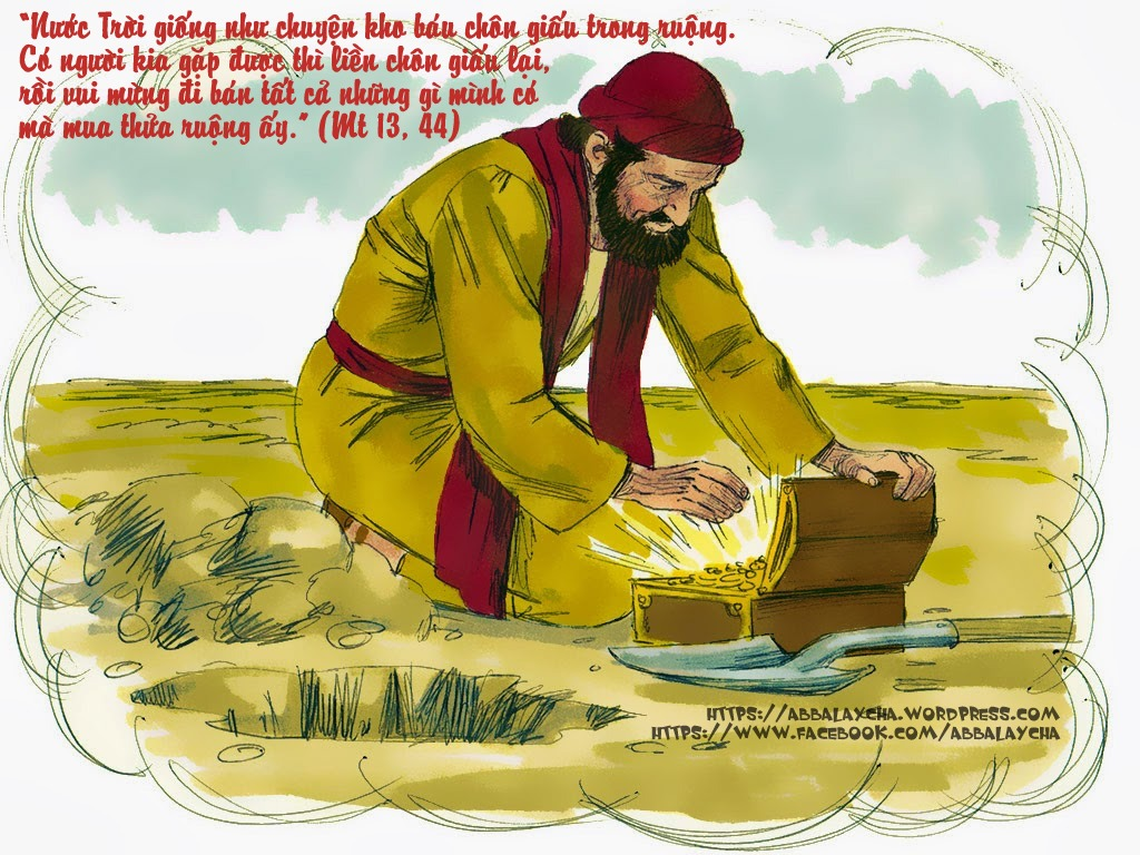 Suy niệm chú giải Lời Chúa Chúa nhật  XVII thường niên A - LM. Inhaxio Hồ Thông