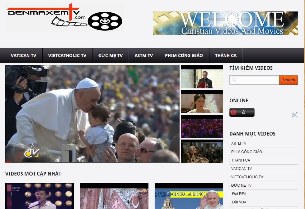 """Chương trình truyền hình Công Giáo Online """"ĐẾN MÀ XEM TV"""" ngày 09 & 10 & 08.08.2014"""